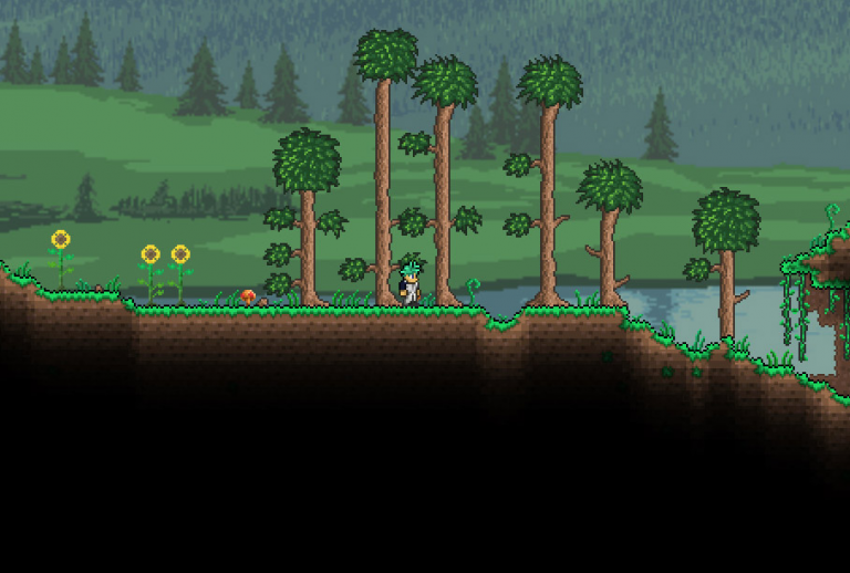 Terraria: How to Survive Night One