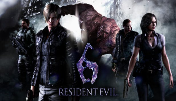 Resident Evil 6 100 Achievement Steamah