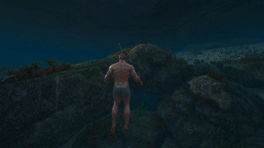 SCUM: All Underwater Cave Location