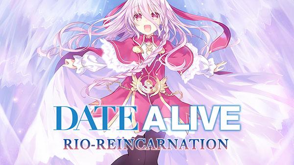 Kết quả hình ảnh cho DATE A LIVE: Rio Reincarnation