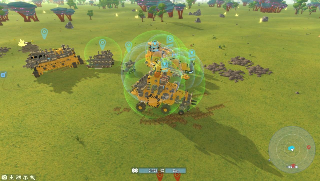 TerraTech: Beginner's Guide in 2019(V1.3.4)