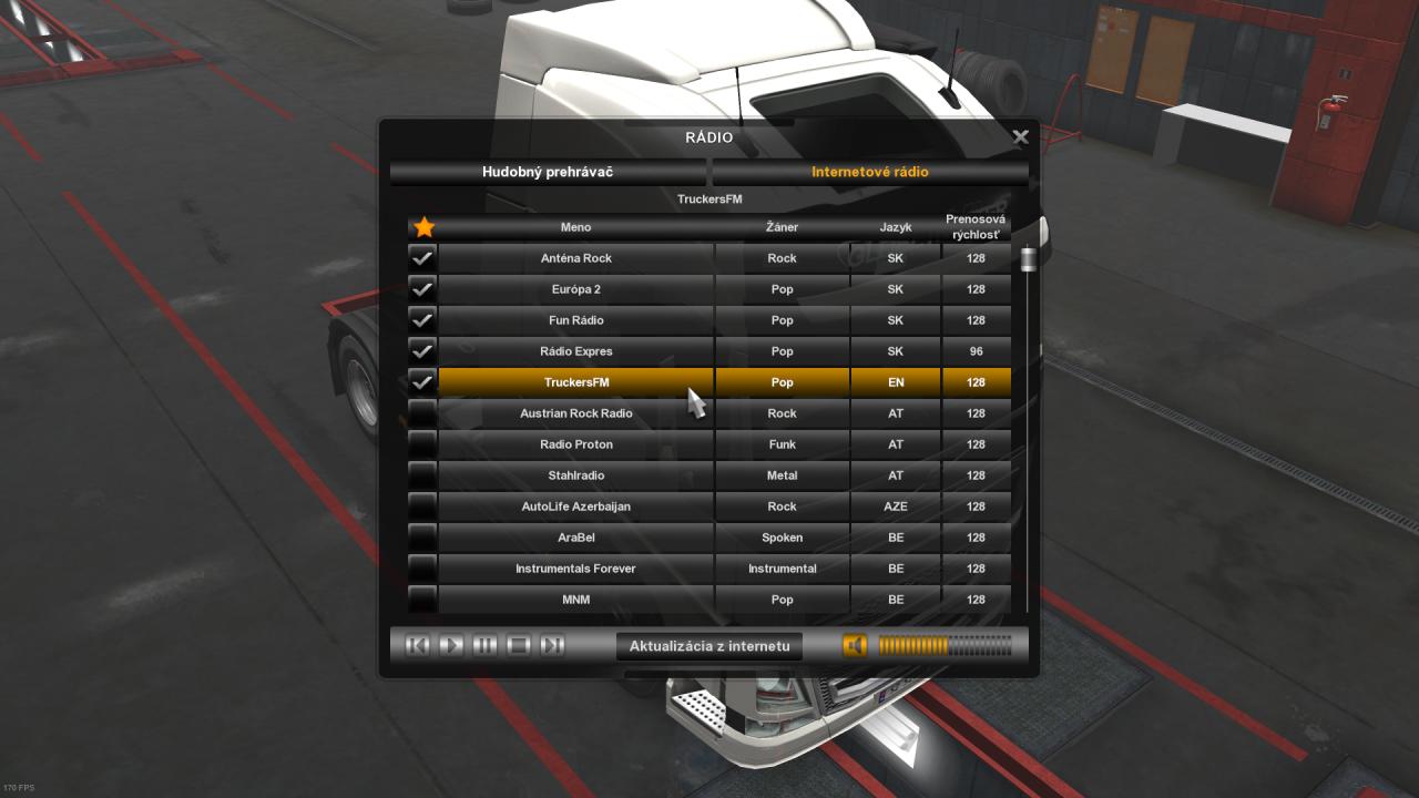 Euro Truck Simulator 2: How to Add Radio (2019)