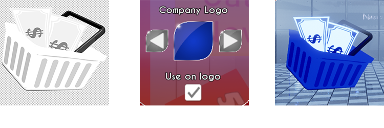 King of Retail: How to Add Your Own Logo