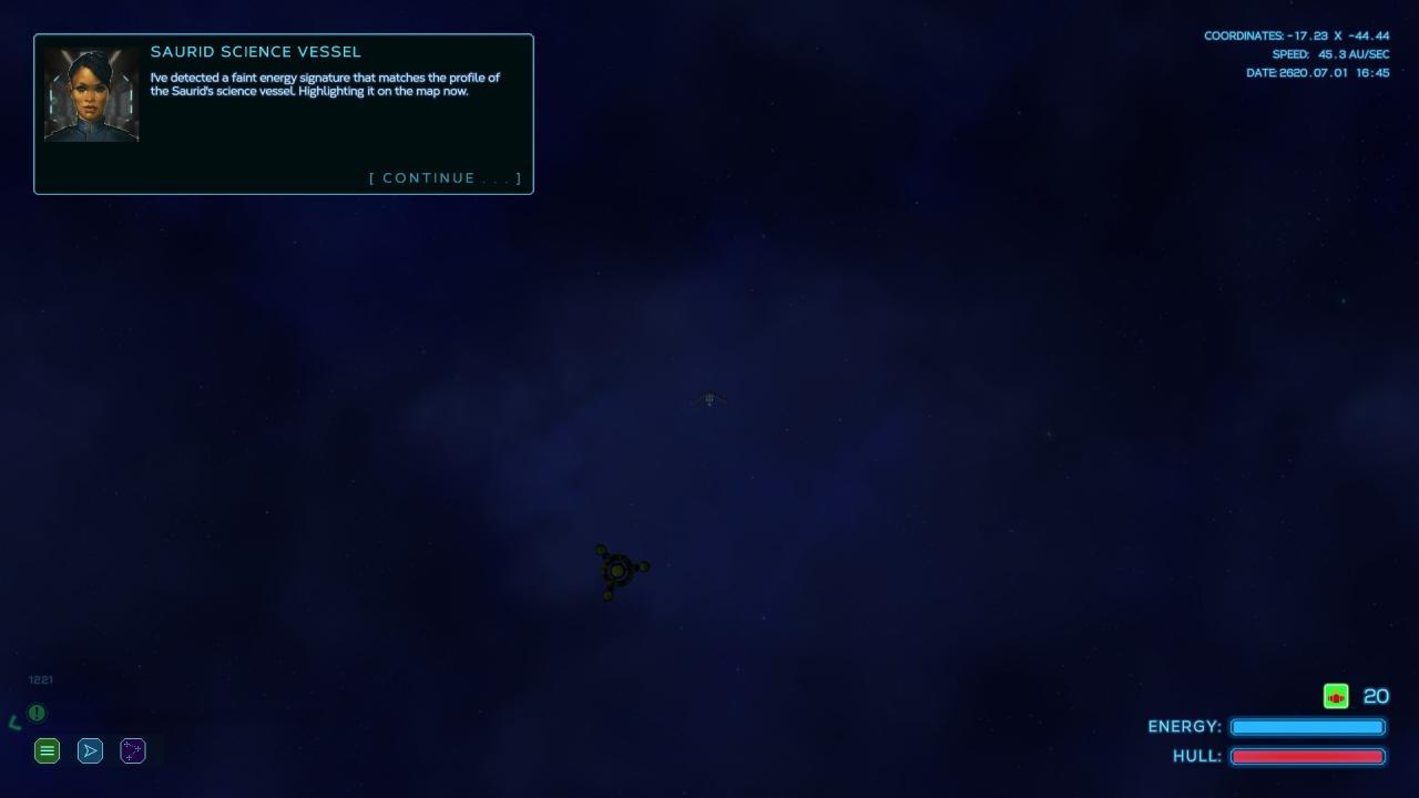 Starcom: Nexus - Saurid Science Station Guide
