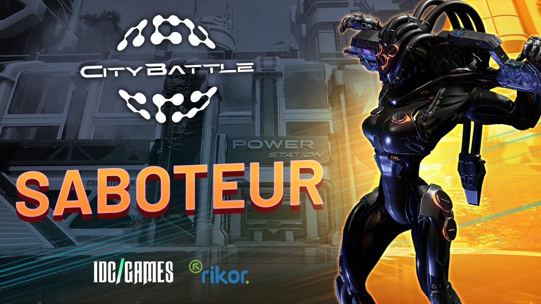 CityBattle | Virtual Earth (EU): Robots Guide