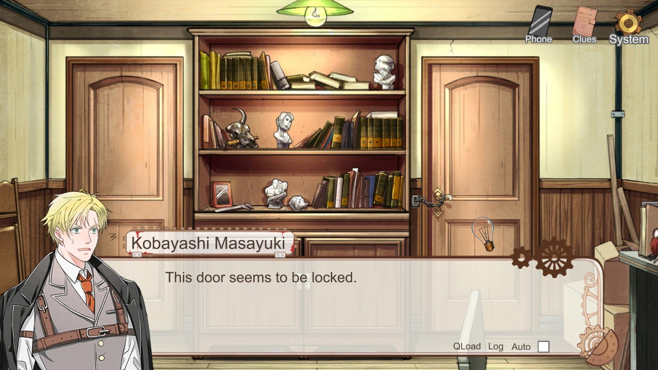 Detective Kobayashi - A Visual Novel: Chapter 3 Guide