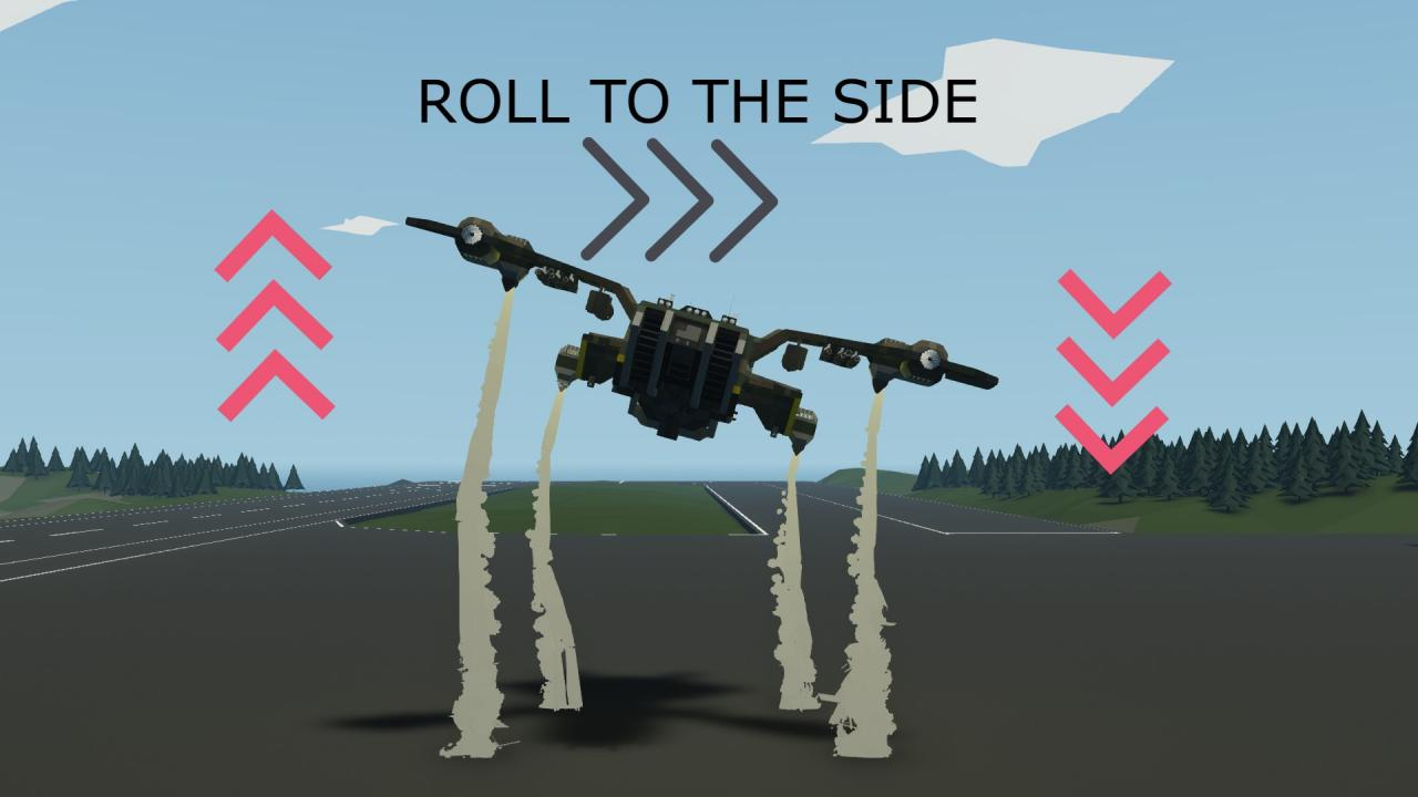 Stormworks: Build and Rescue - Basic VTOL guide