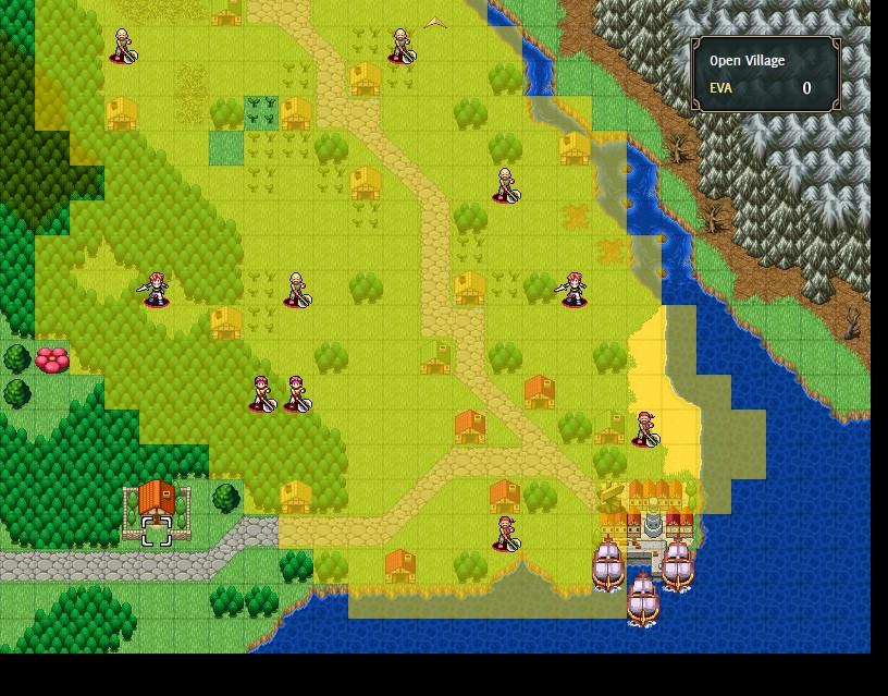 Vestaria Saga I: War of the Scions Walkthrough