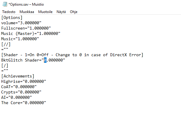 Shadowrain: D3DX Compile Failed Error Fixed