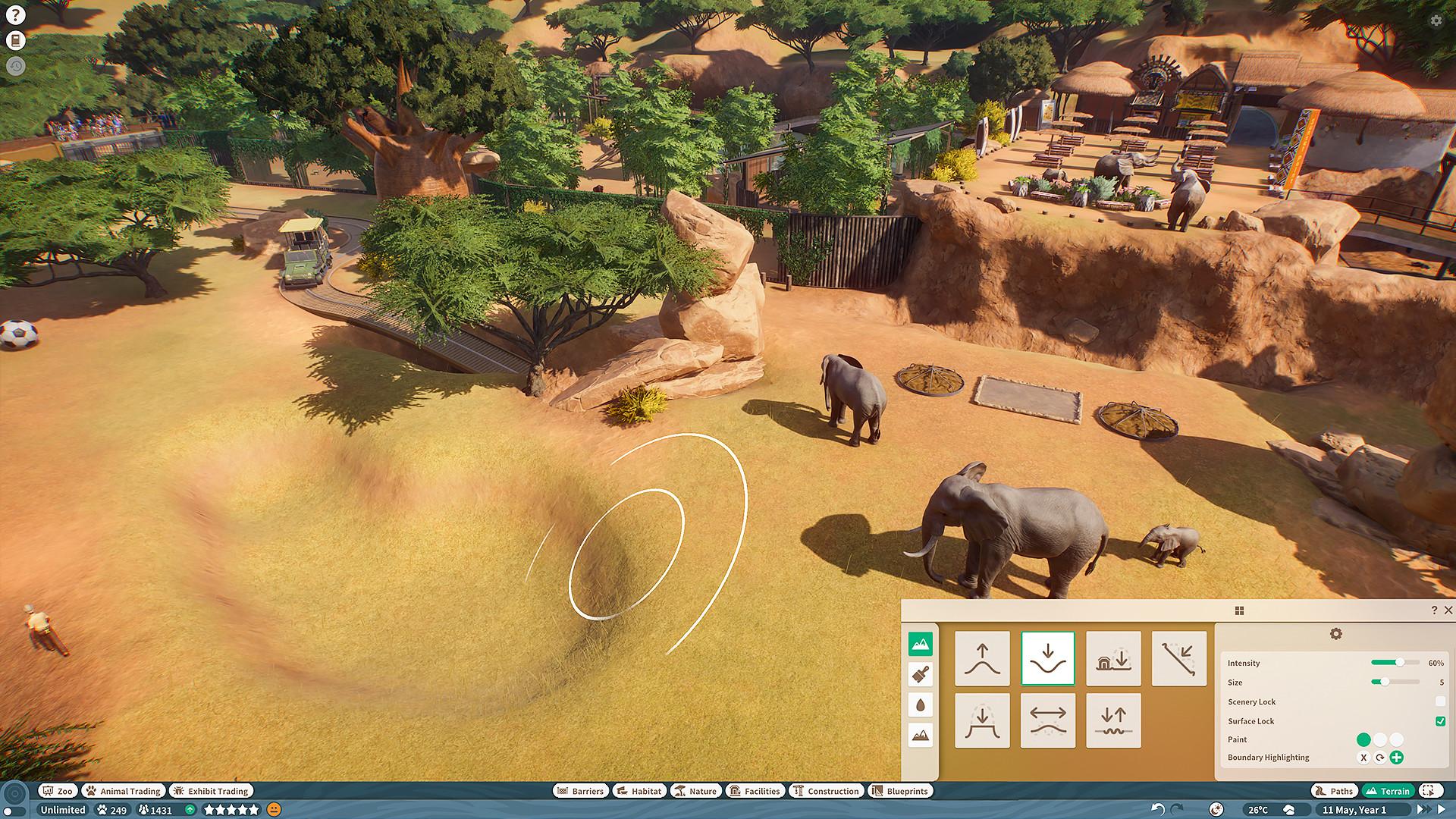 planet zoo aardvarks pc gamer