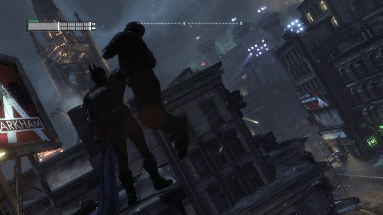 Batman: Arkham Asylum GOTY Edition - How to Replace Save Data