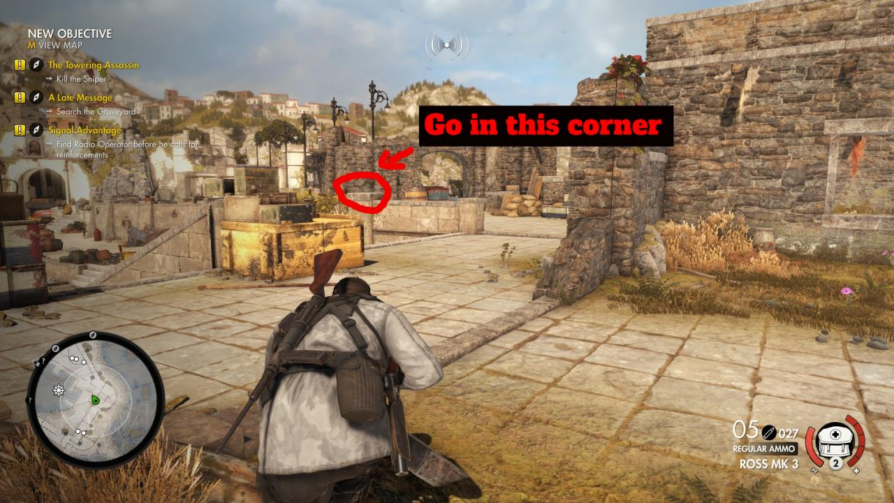 Sniper Elite 4: Weapon Upgrades Guide