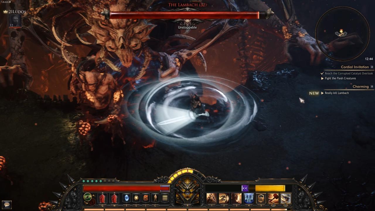Wolcen: Lords of Mayhem - Boss Guide (The Lambach )
