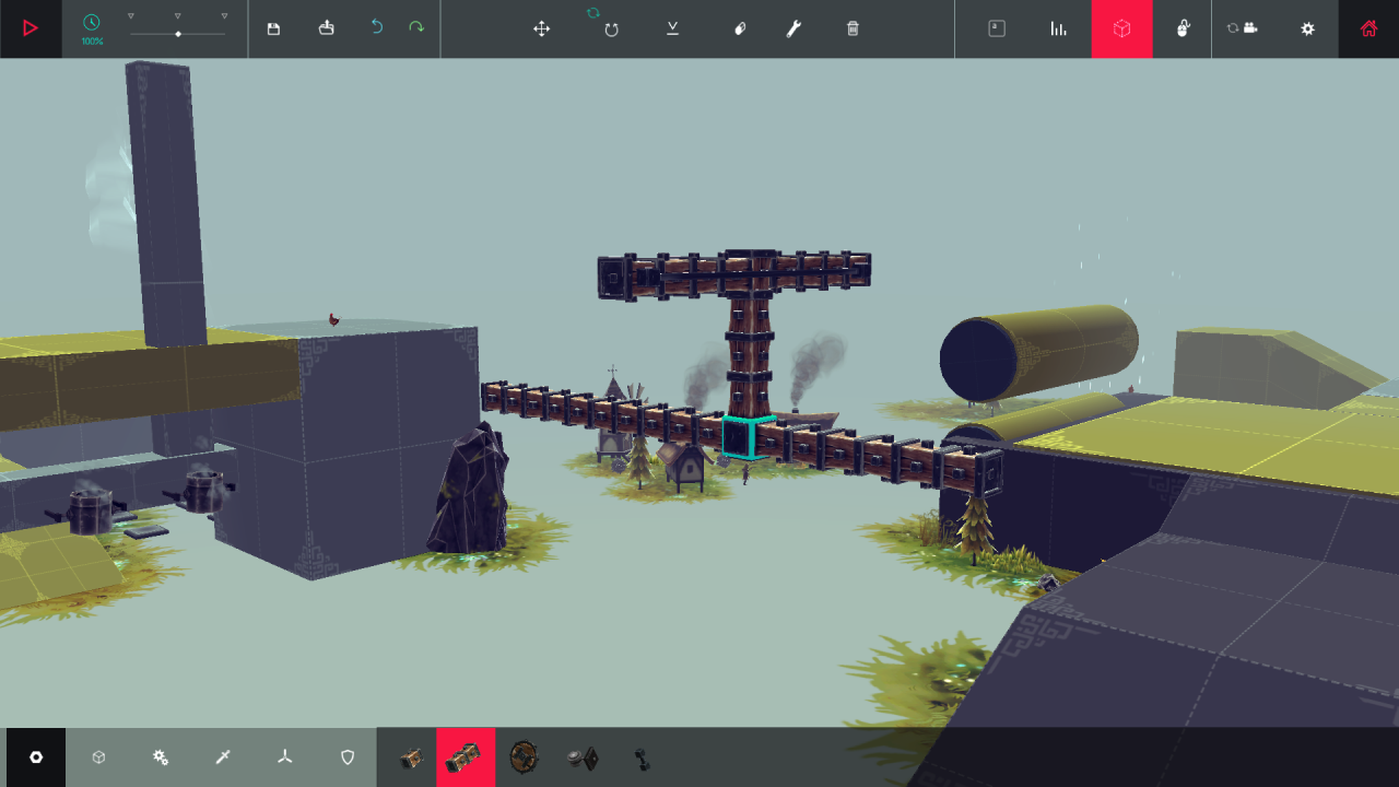 Besiege: How to Build a Flying Machine