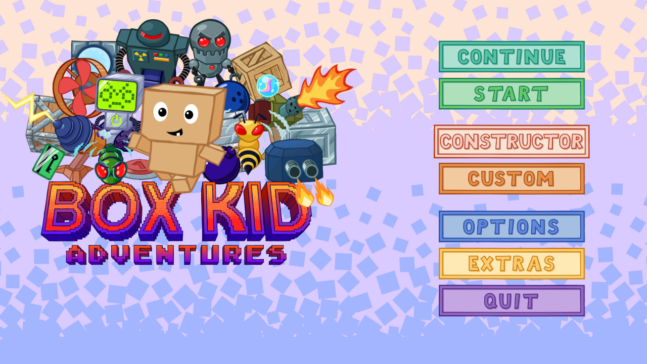 Box Kid Adventures: How to Use Constructor