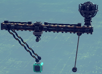 Besiege:  How to Create the Catapult Arm