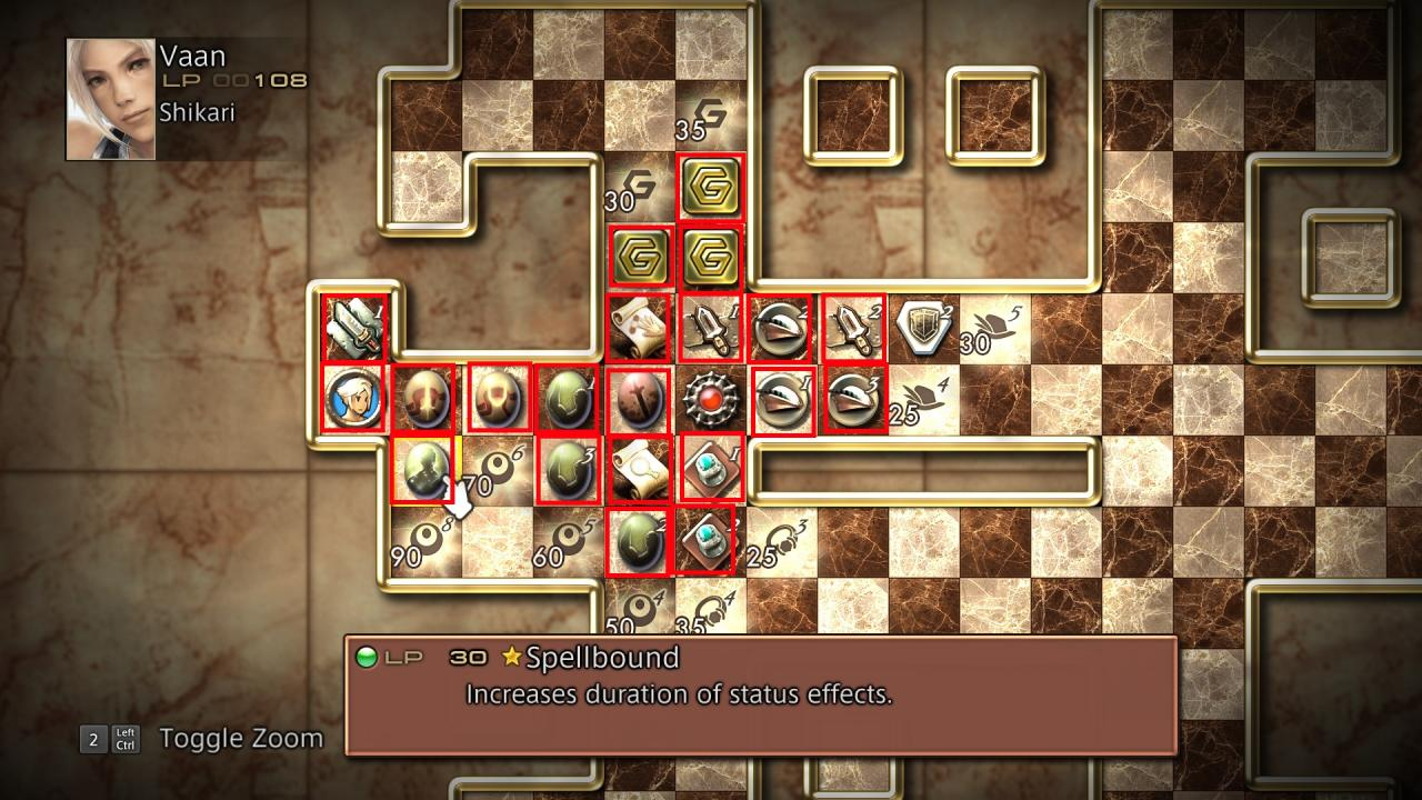 FINAL FANTASY XII THE ZODIAC AGE: How to Reset Jobs