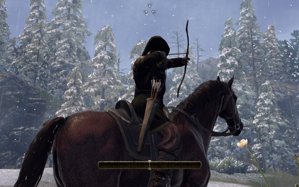 Gloria Victis: Horse Taming and Leveling Guide