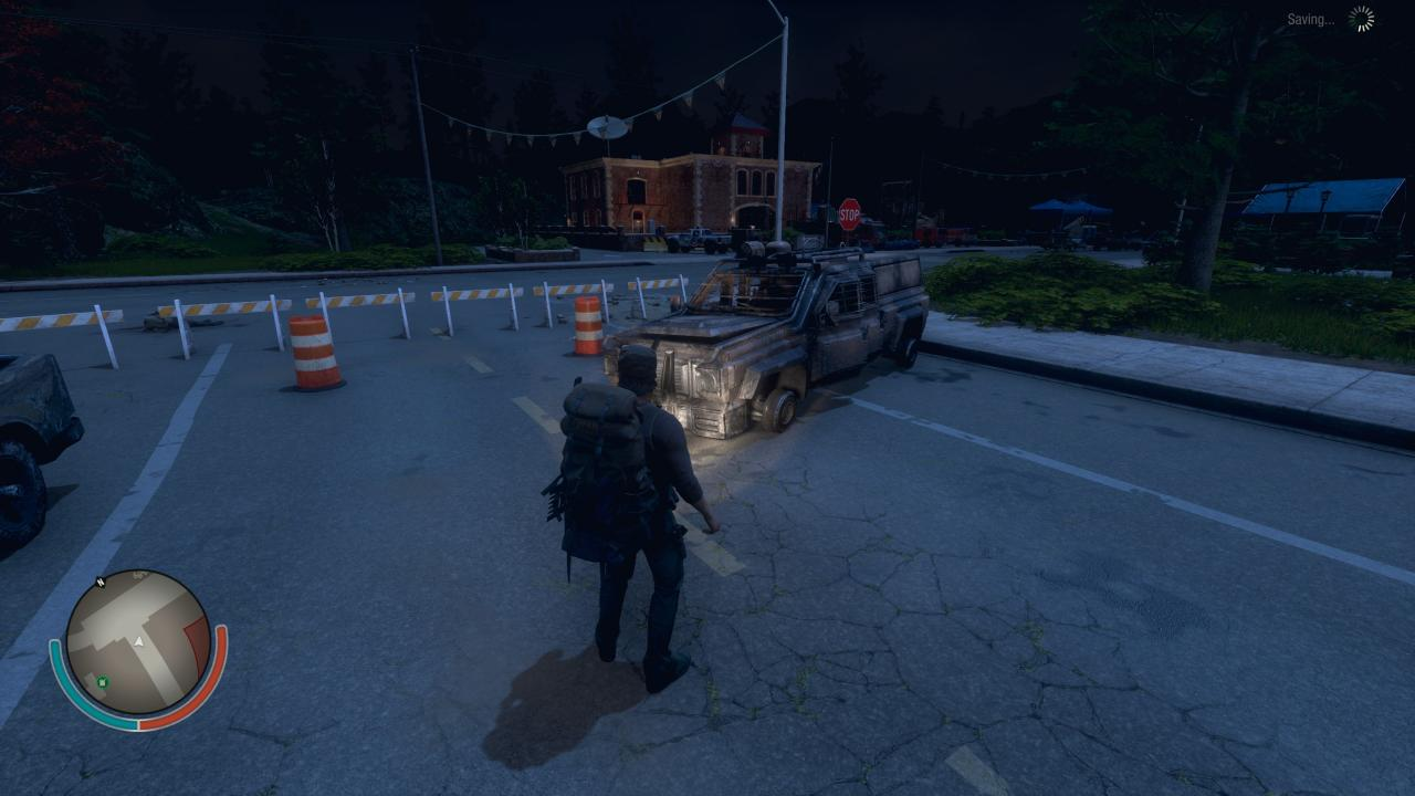 State of Decay 2: How to Turn off Film Grain, Motion Blur, Lens Flares, Depth of Field