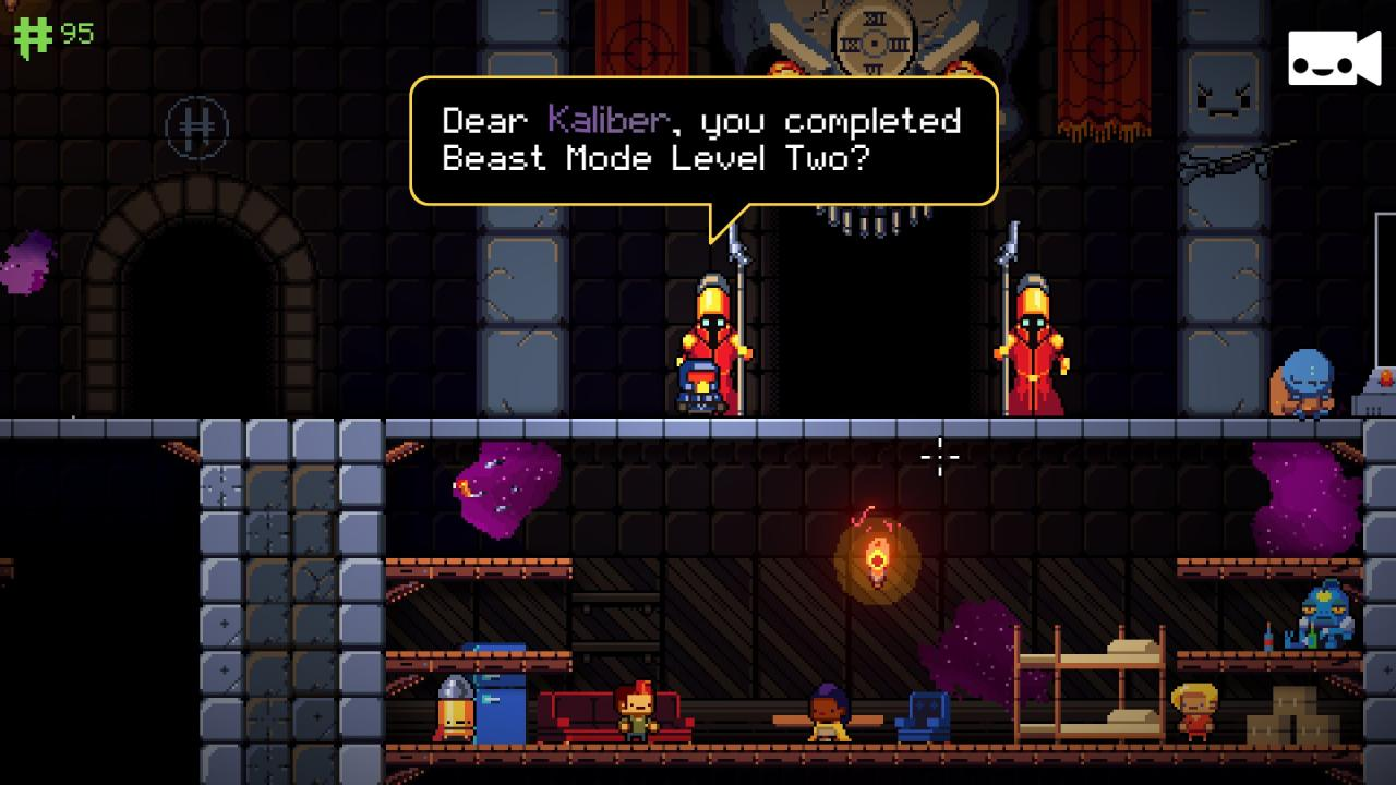 Exit the Gungeon: How to Get the Hat