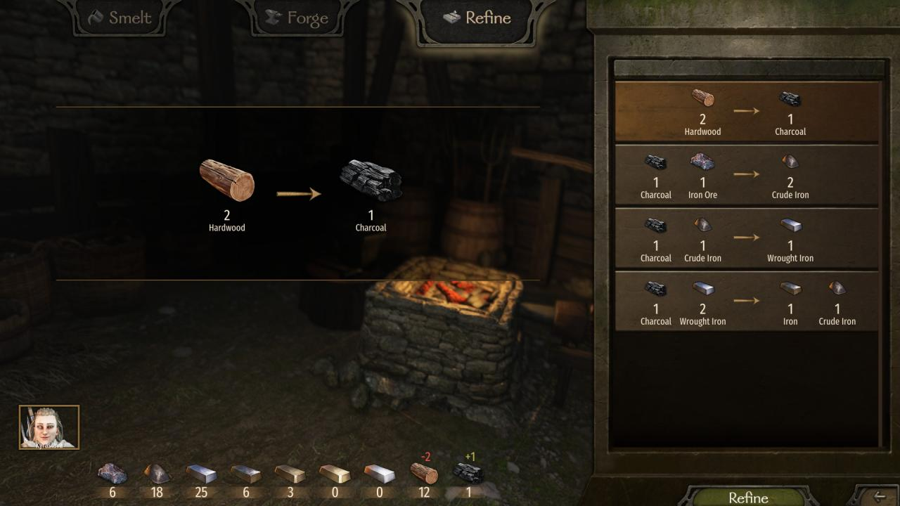 Mount & Blade II: Bannerlord - Smithing Guide