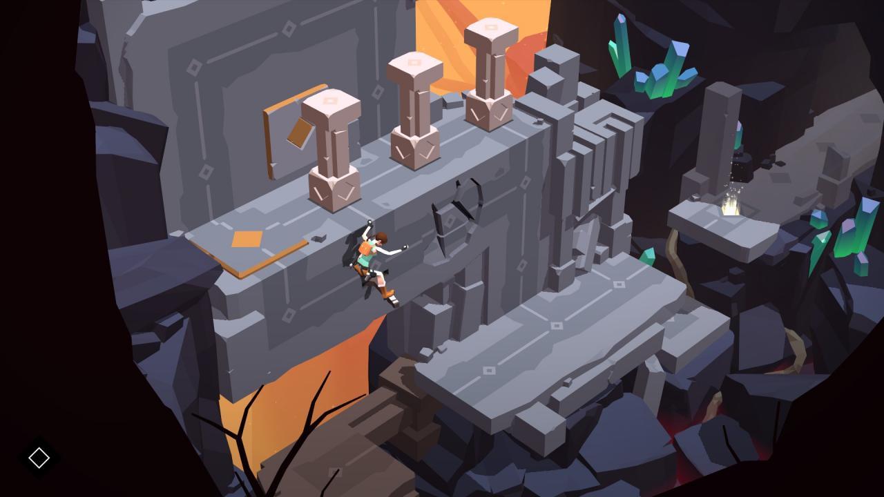 Lara Croft GO: How to Get Master Builder Achievement in 2 Minutes