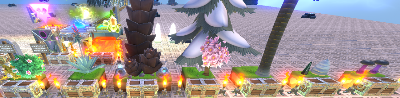 Portal Knights: All items World V1.7.2 (How to Download)
