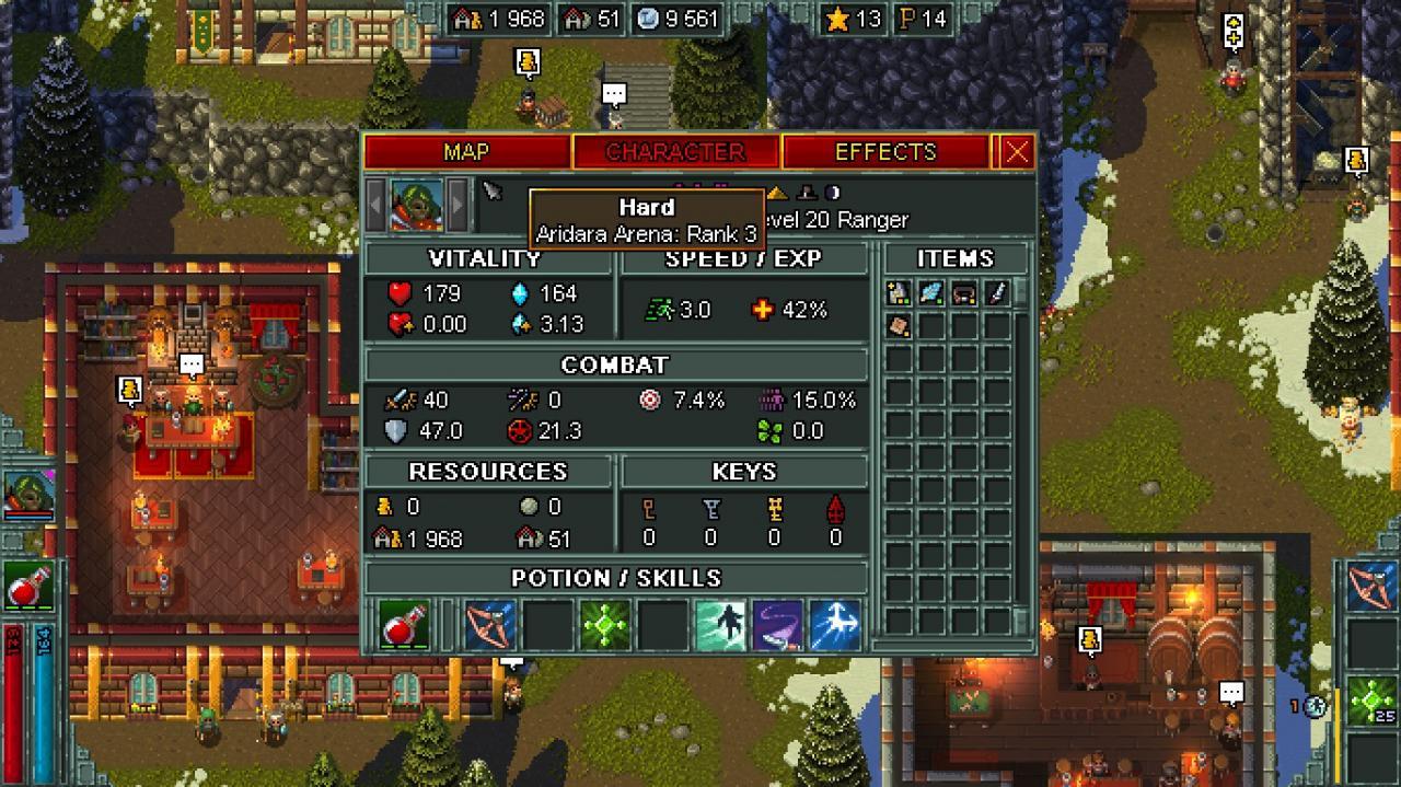 Heroes of Hammerwatch: Mercenary Mode Guide (Builds & Strategies)