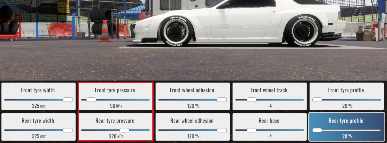 CarX Drift Racing Online: Tuning Guide for Keyboard (All Cars)
