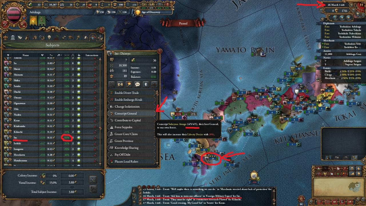 Europa Universalis IV: Cherrypicking Achievement Guide