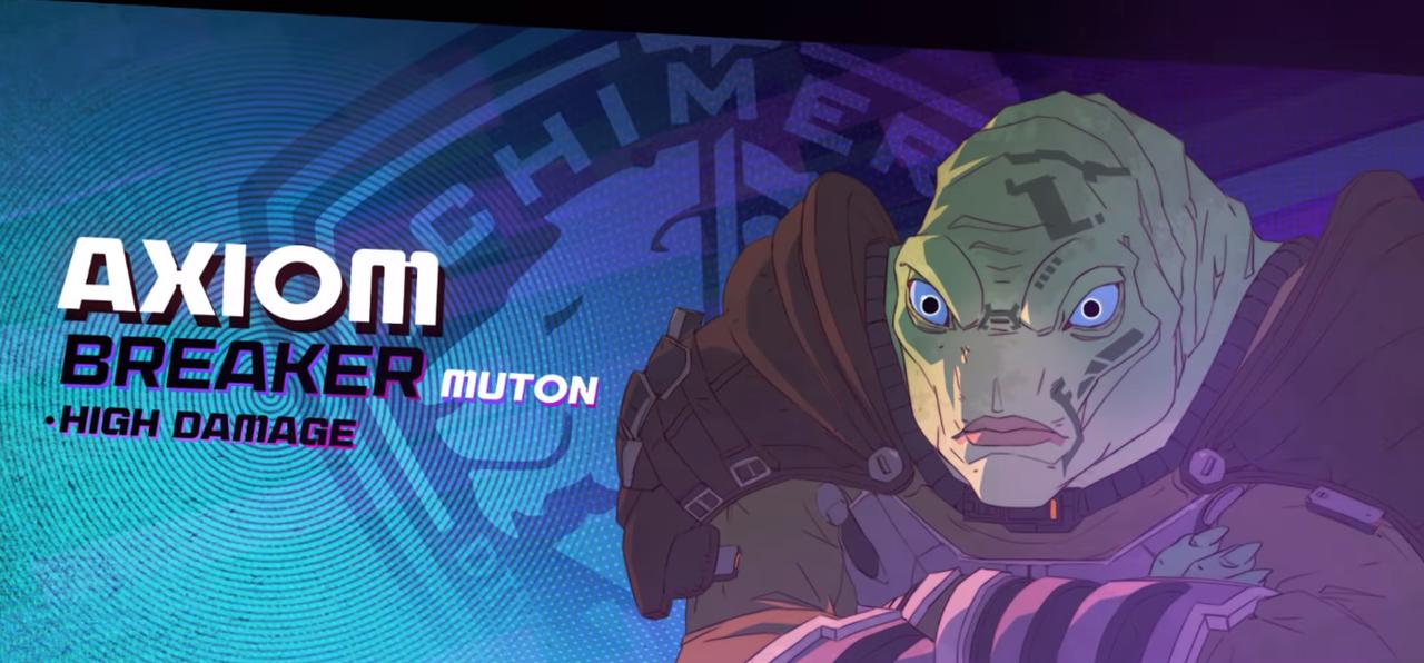 XCOM: Chimera Squad - All Characters