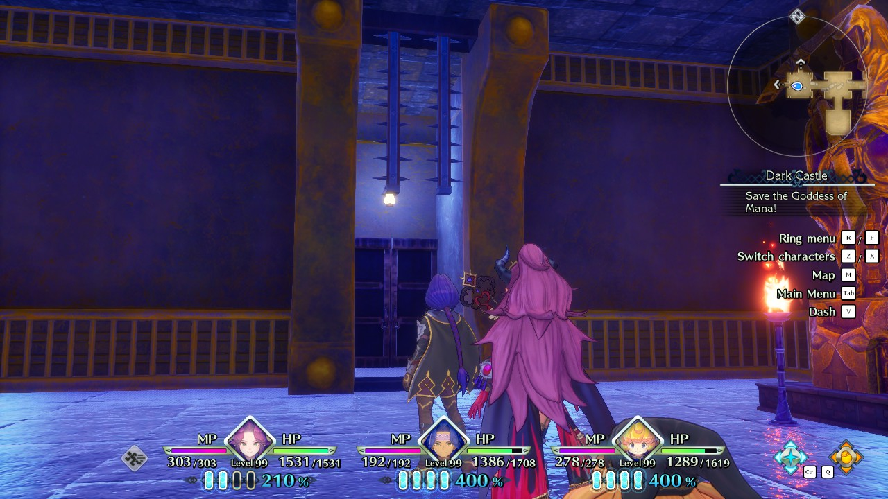 Trials of Mana: How to Beat Anise (Using Rune Seer Angela)