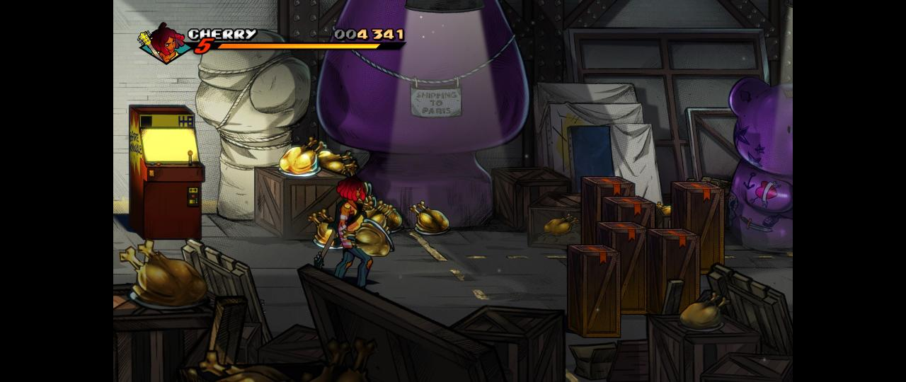 Streets of Rage 4 Hidden Achievement Family Reunion Guide