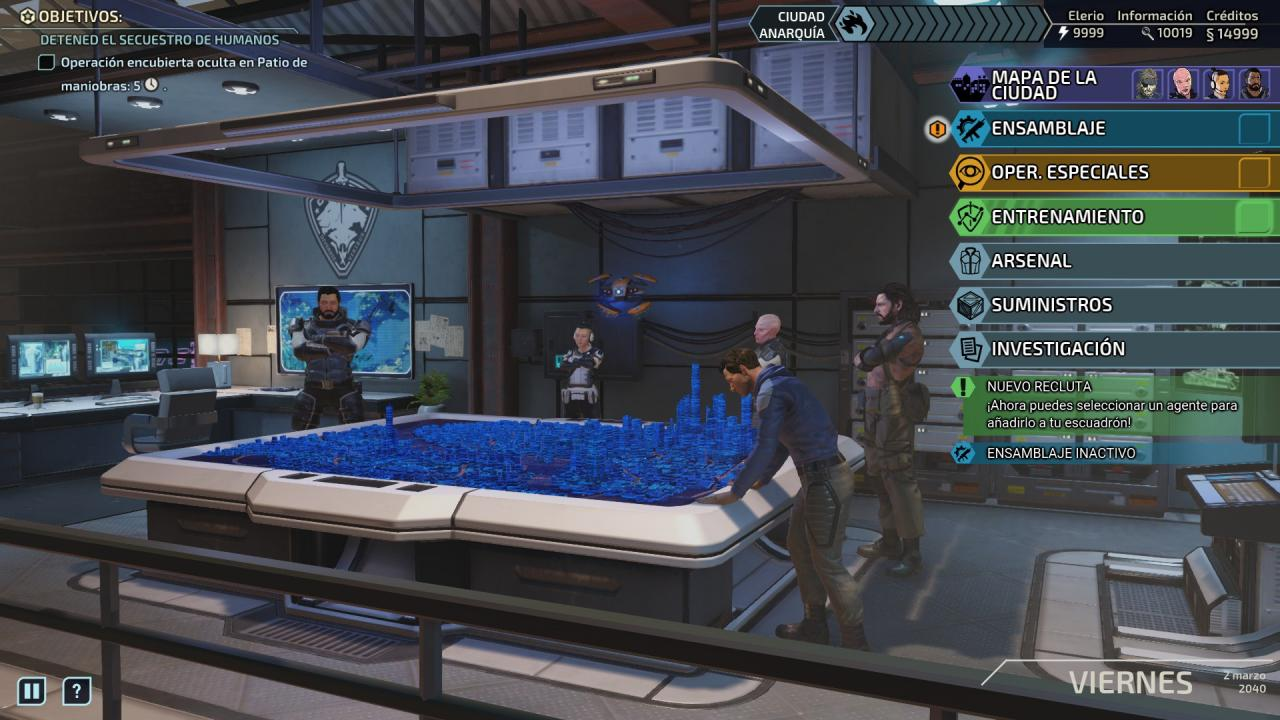 XCOM: Chimera Squad Cheats How to Get More Resources