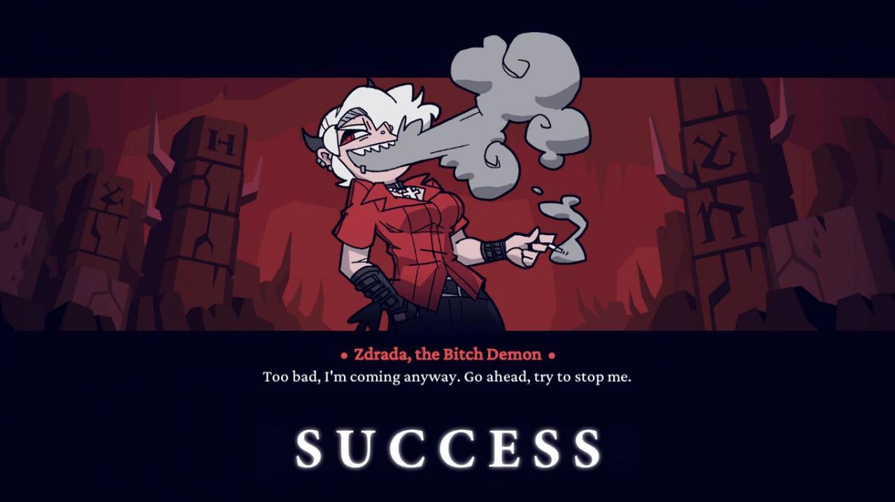 Helltaker Walkthrough (All Achievements & Endings & Levels)