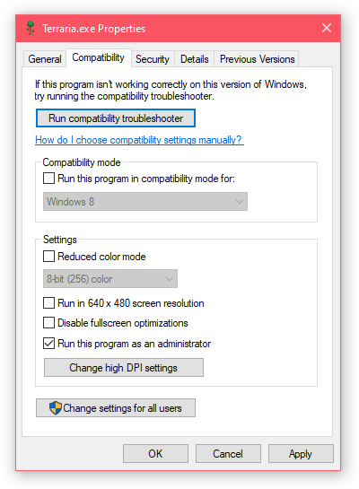 Terraria 1.4 How to Fix Keyboard Not Working