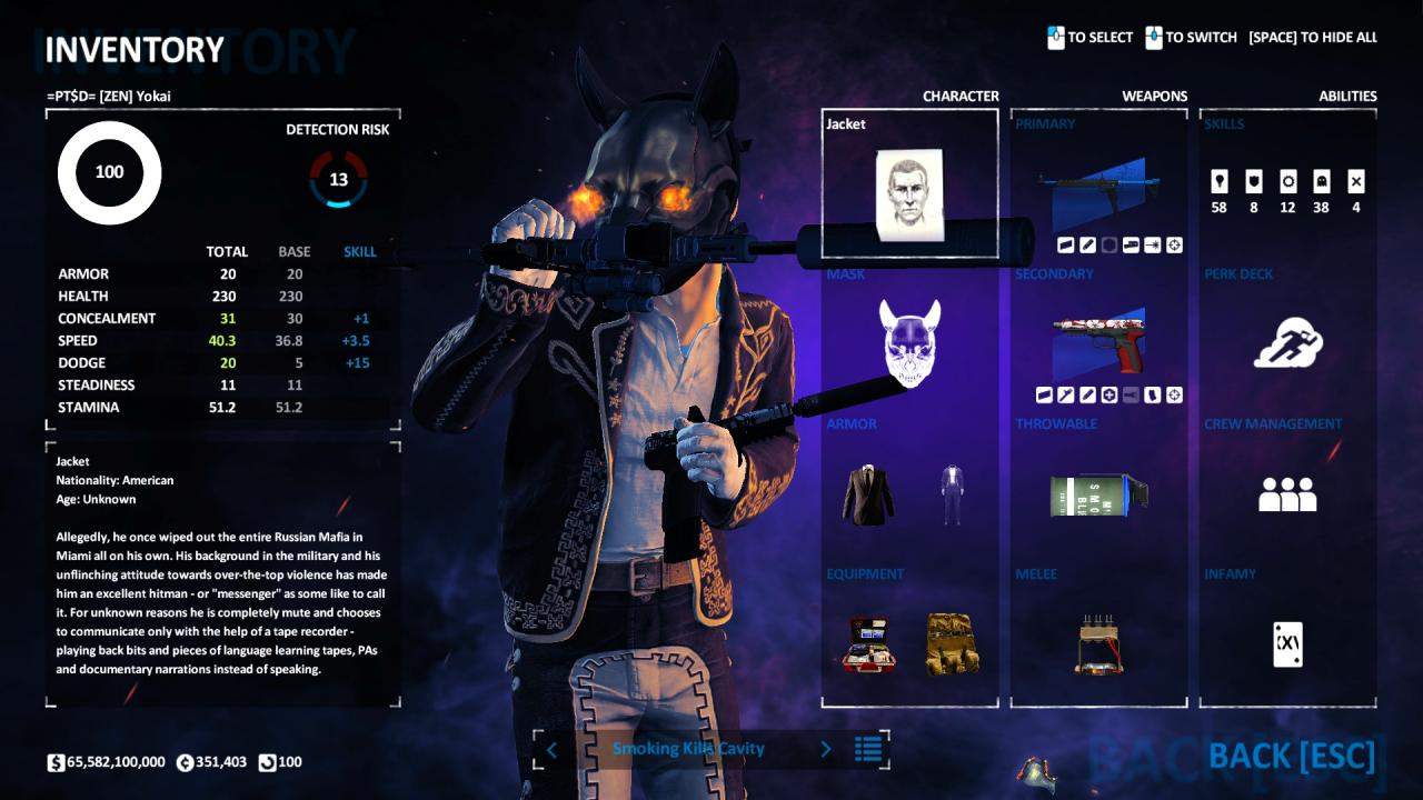 PAYDAY 2 10 New Death Sentence One Down Builds 2020