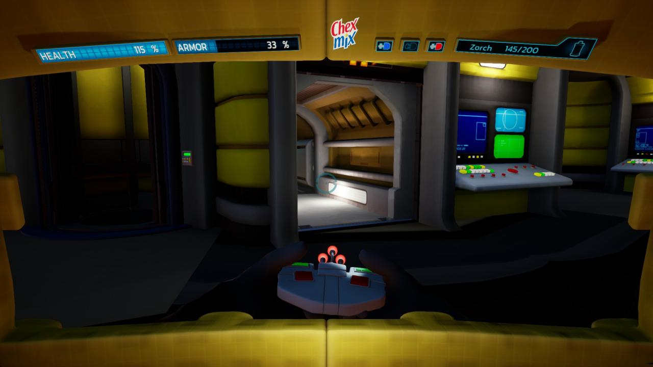 Chex Quest HD Guide to All Secret Terminals