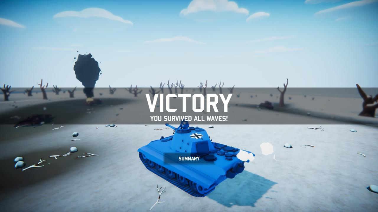 Total Tank Simulator How to Defeat Germany's Act 1 Final Mission
