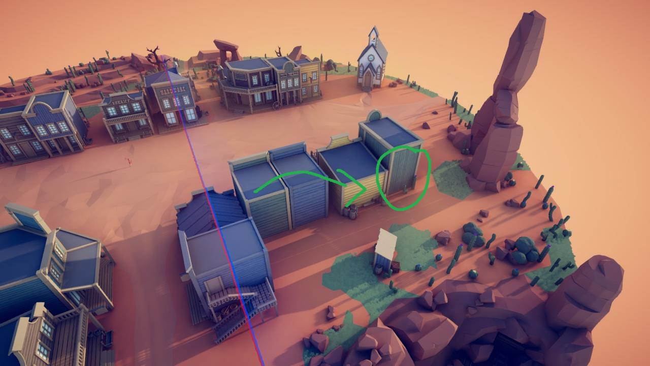 Totally Accurate Battle Simulator Wild West Secret Units Location Guide