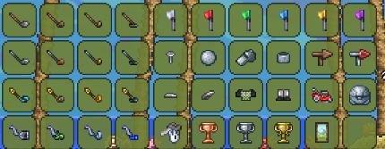 Terraria 1.4 How to Get The Golf Cart Easily Guide