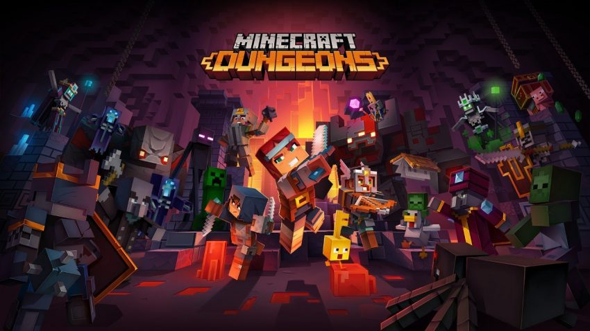 Minecraft Dungeons Nether Portal Location Guide Steamah