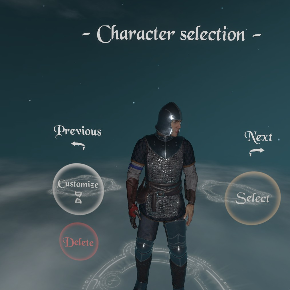 Blade & Sorcery How to Change Outfit in U8 (Change Armors)