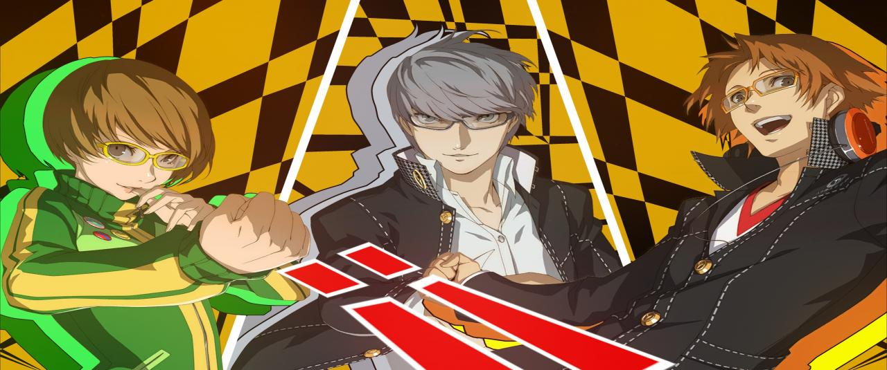 Persona 4 Golden How to Play on 21:9 Ultra-Wide Monitor (Using Reshade)