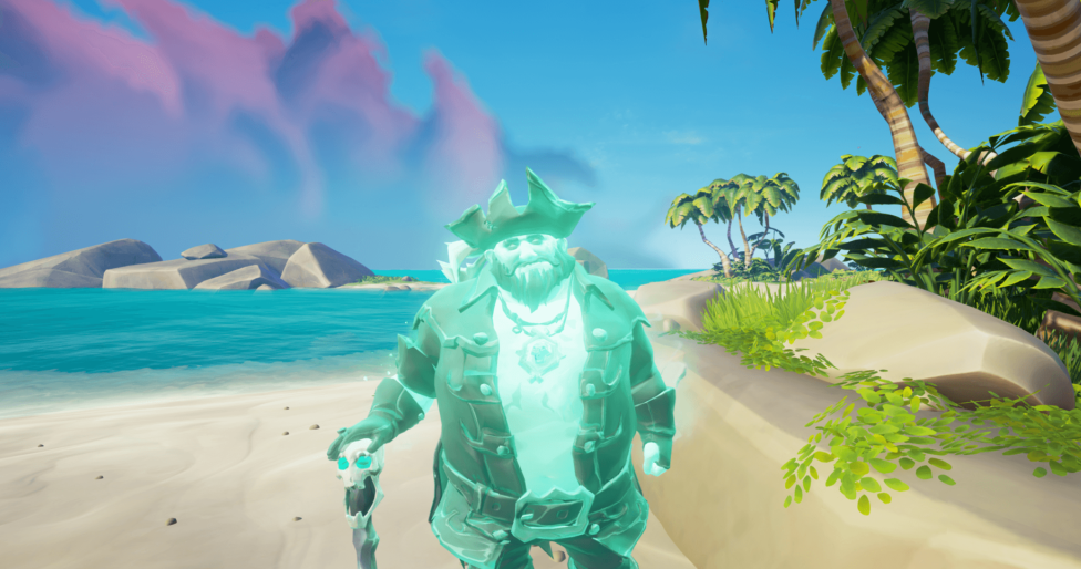 Sea of Thieves Maiden Voyage 100% Completion & Commendations