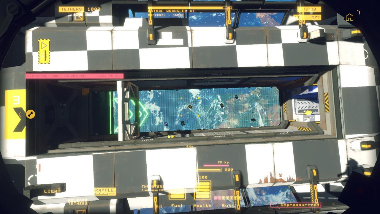 Hardspace: Shipbreaker The Mackerel - Fish Dissection 101
