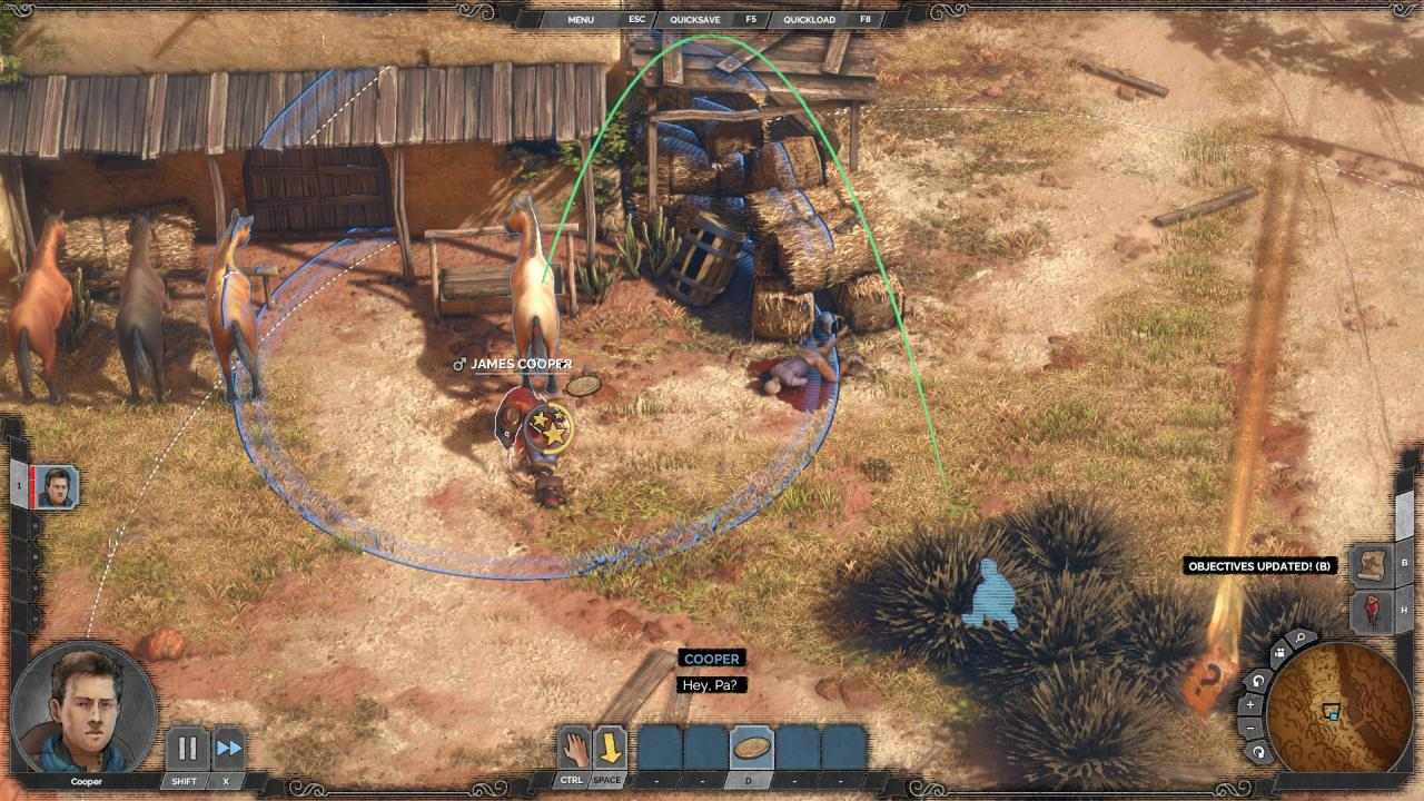 Desperados III Complete Achievement Guide