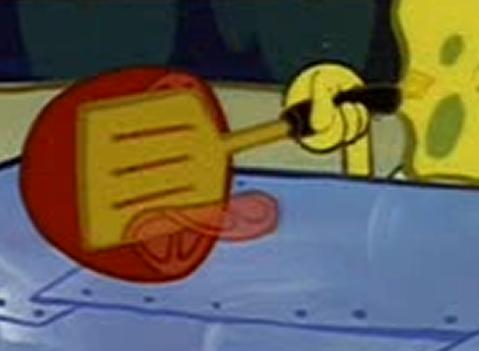 SpongeBob SquarePants Making The Krabby Patty Guide