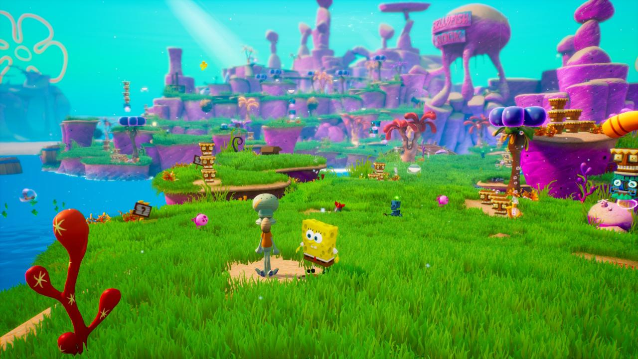 SpongeBob SquarePants How to Adjusting Graphics Quality and Boost FPS