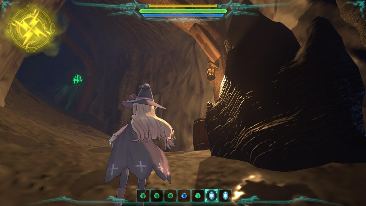 Little Witch Nobeta Cave Torch Locations (Let There Be Light Achievement)